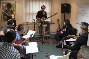 Guitar Master classes Dublin