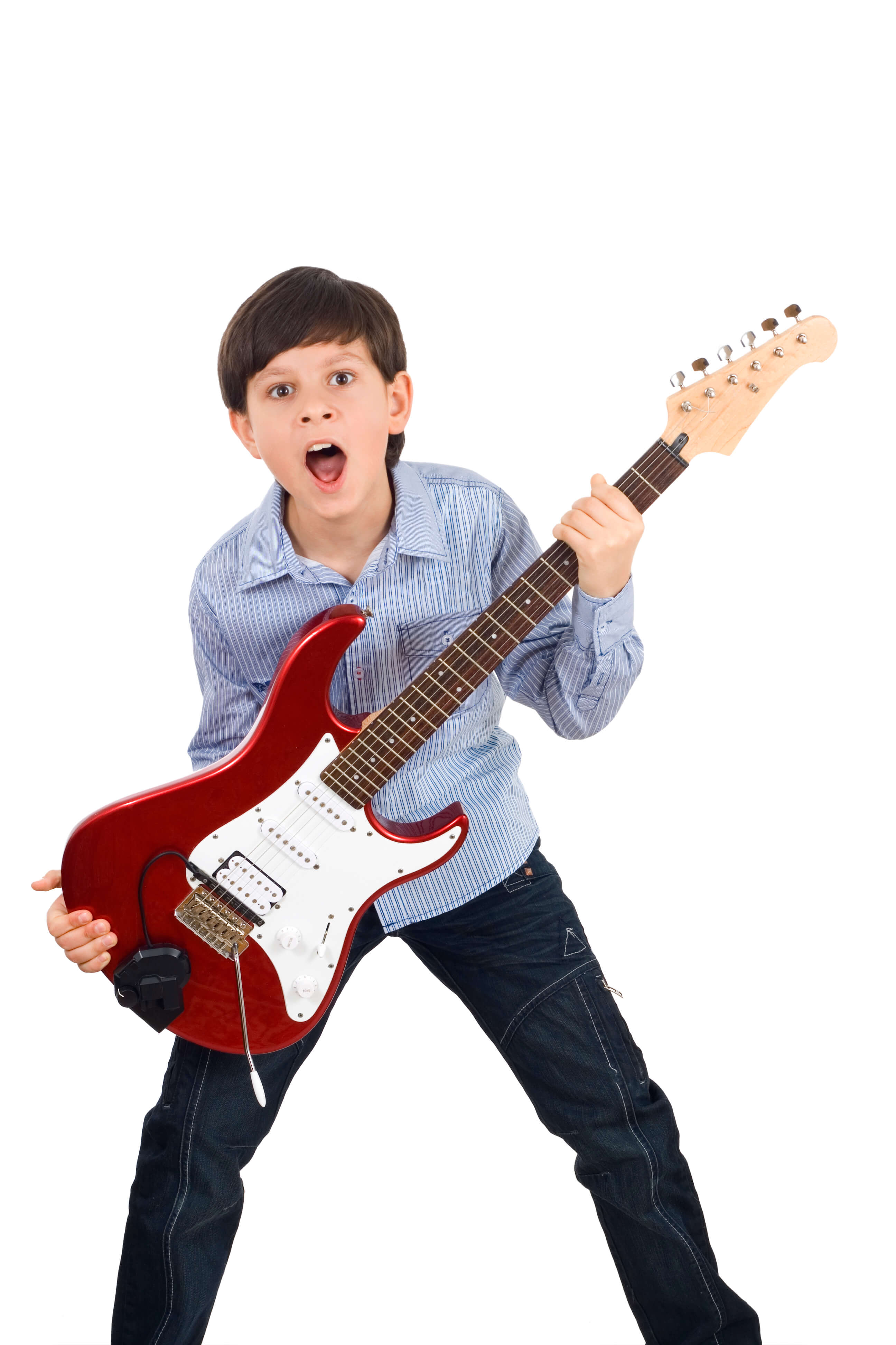 Electric Guitar Lesson for Kids