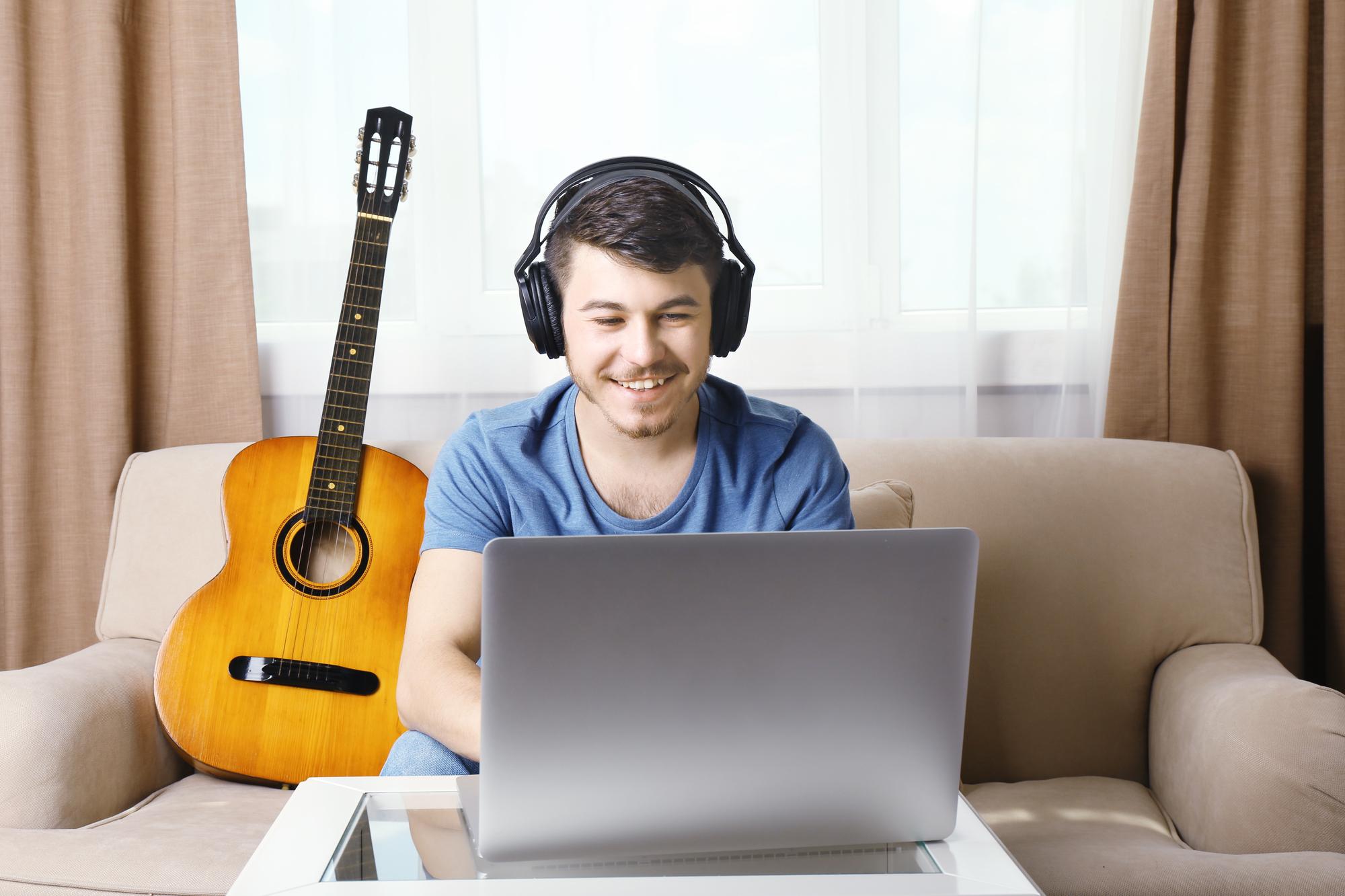 Guitar Lessons Dublin Online